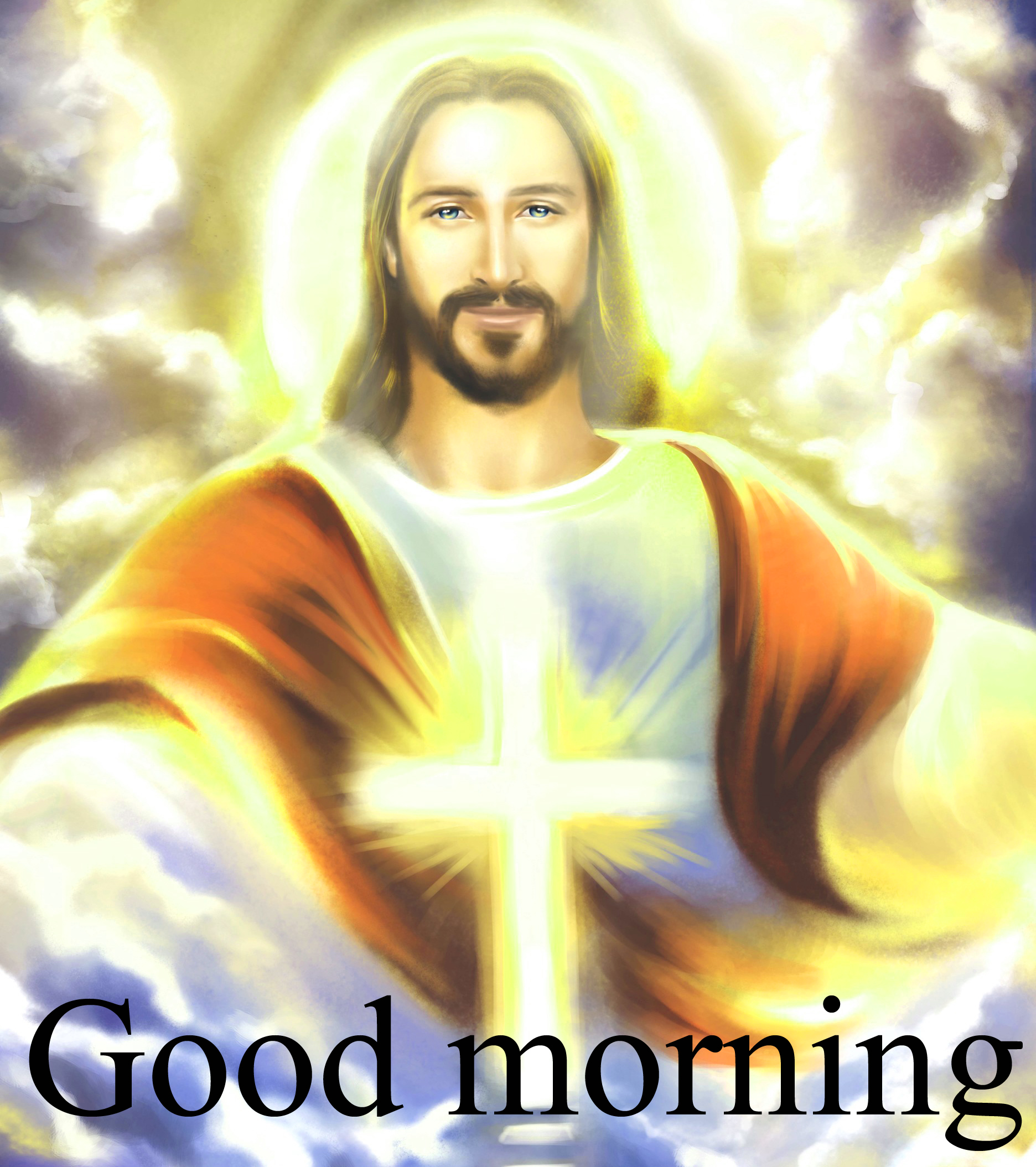 Lord Jesus Good Morning Photo Wallpaper Images Download