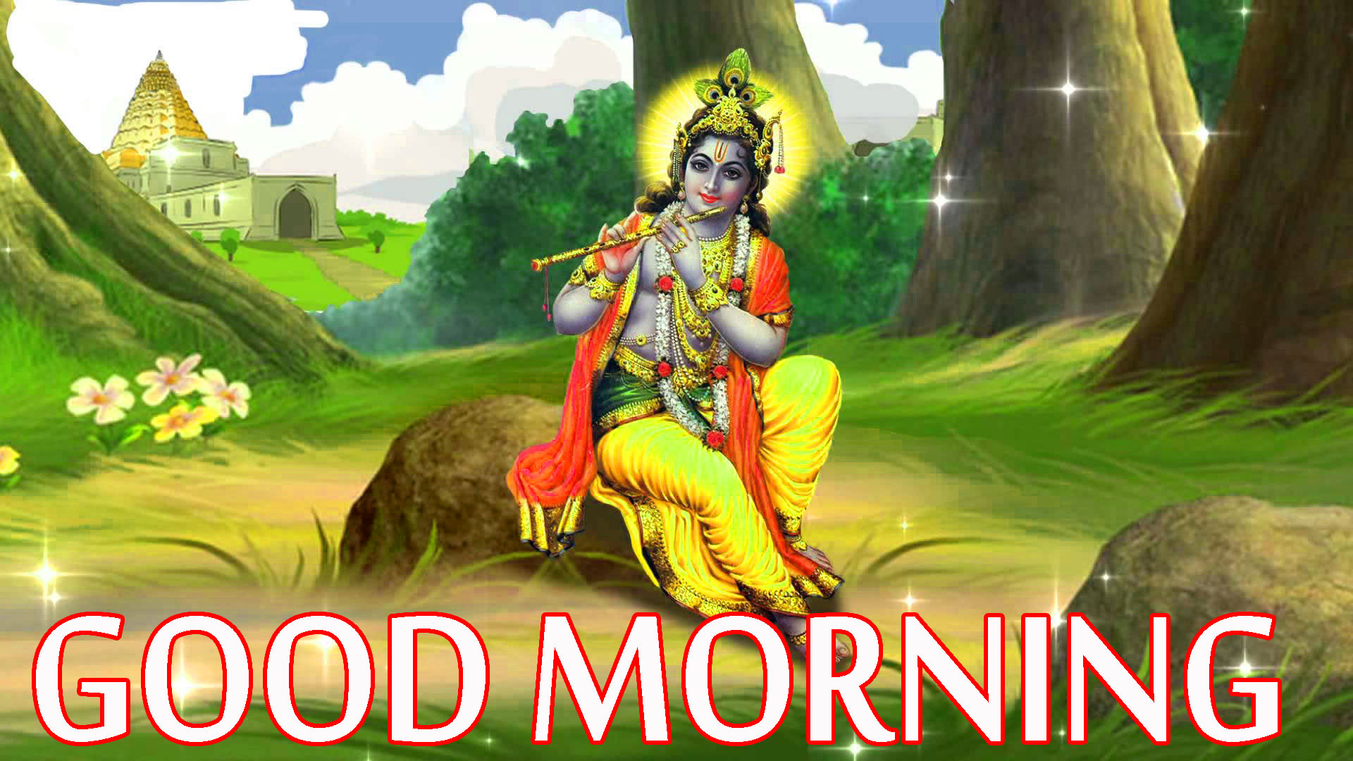 Radha Krishna Good Morning Images  Wallpaper Pictures Free Download for Whatsapp