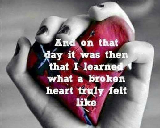 Broken Heart Images For Whatsapp dp in hindi & English  Photo Pics Free HD Download