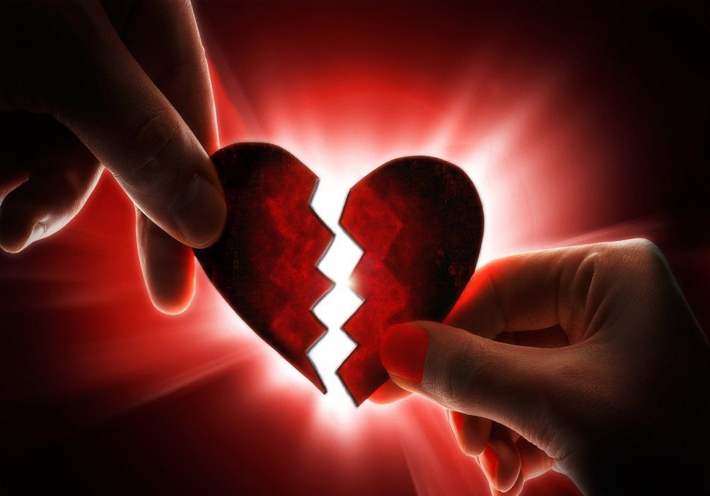 Broken Heart Images For Whatsapp dp in hindi & English  Photo Pics HD