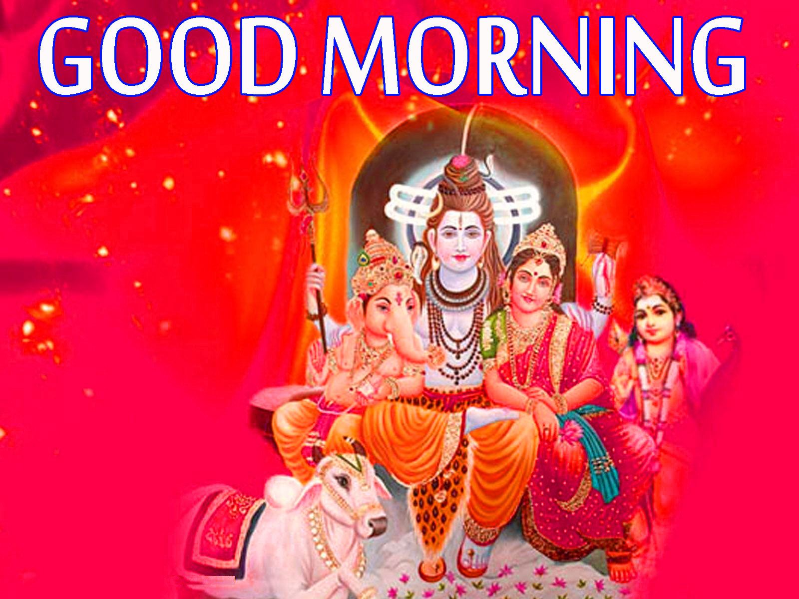 Hindu God Religious Good Morning Images Wallpaper Photo Download
