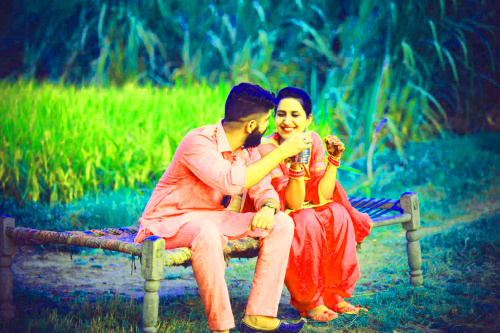 Punjabi Coupel Images Wallpaper Pics Download for Whatsapp