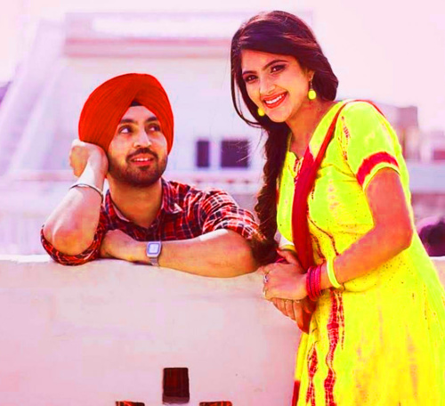 Punjabi Coupel Images Pictures Wallpaper for Whatsapp