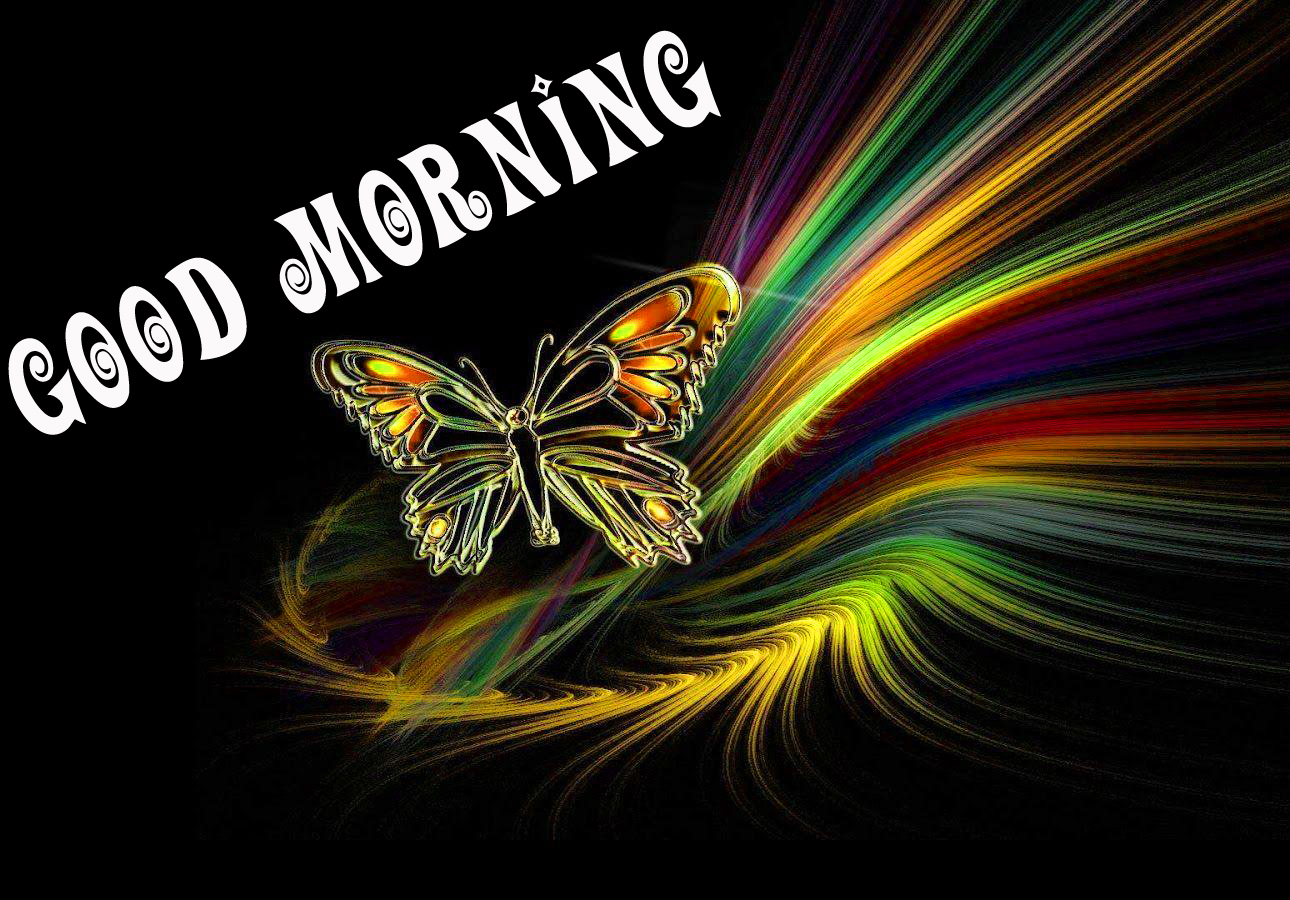 Beautiful 3d Good Morning Images Wallpaper Pic for Whatsapp