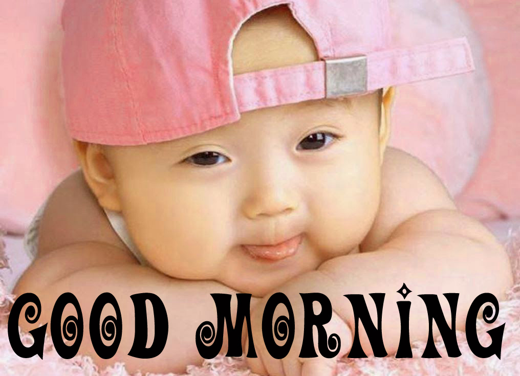 cute Baby Good Morning Images Wallpaper Pics Download