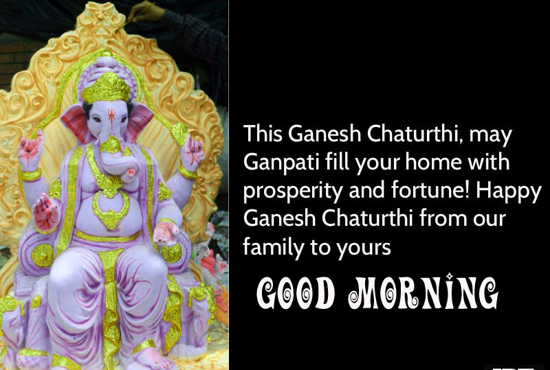 Ganesha Good Morning Images Wallpaper Pics Download