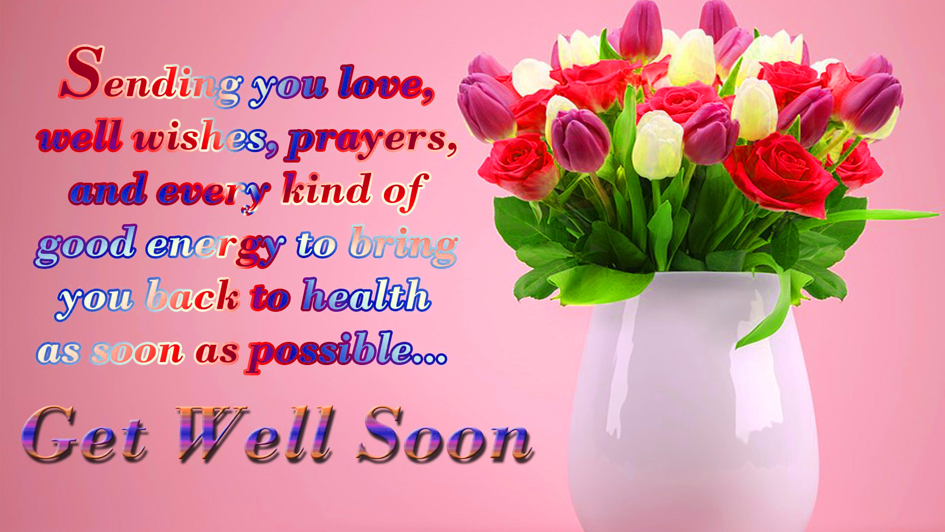 Get Well Soon Images Wallpaper for Whatsapp