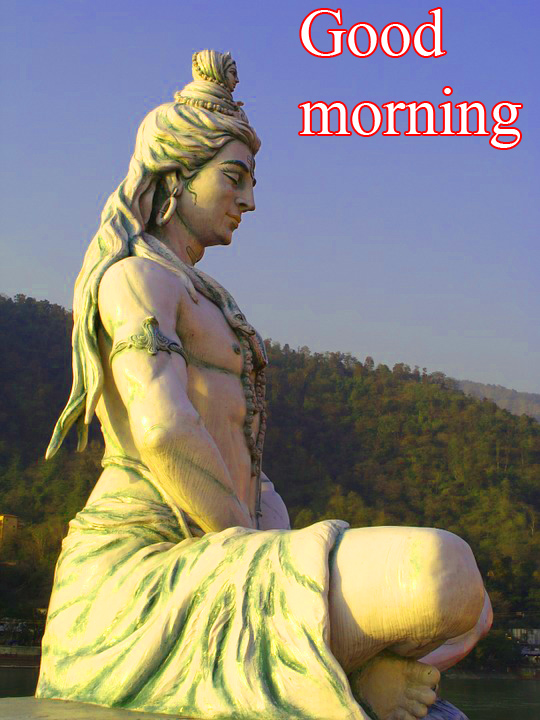 Lord Shiva Good Morning Wishes Images Wallpaper Pictures Download