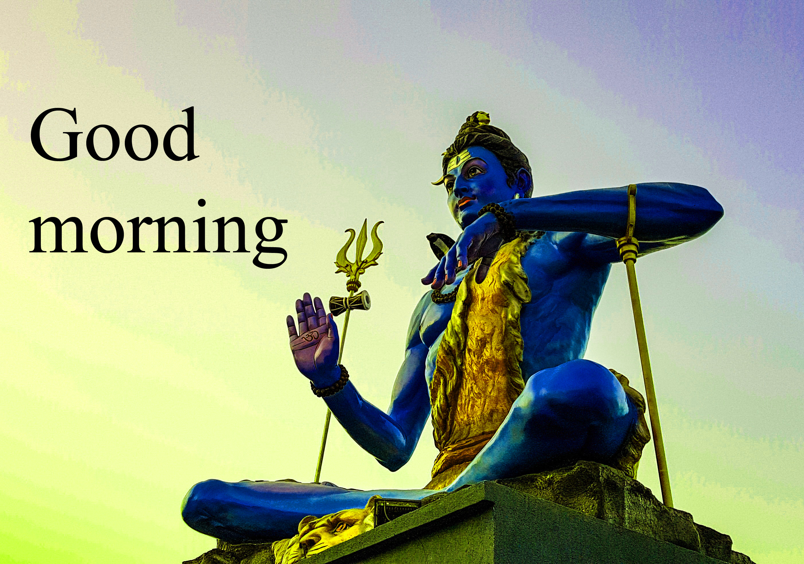 LORD SHIVA GOOD MORNING WISHES IMAGES PICS FREE HD DOWNLOAD