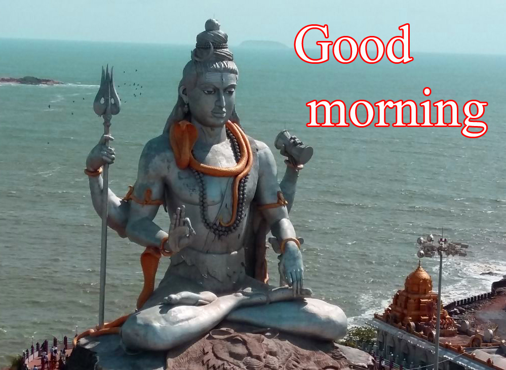 LORD SHIVA GOOD MORNING WISHES IMAGES PHOTO PICS FOR FACEBOOK
