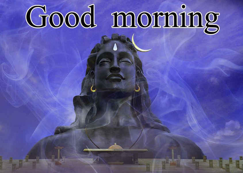 LORD SHIVA GOOD MORNING WISHES IMAGES WALLPAPER PICS HD FOR FRIEND