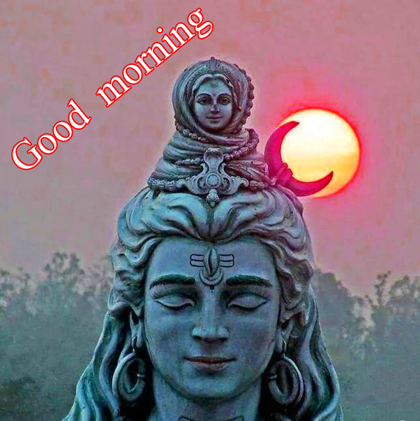 LORD SHIVA GOOD MORNING WISHES IMAGES WALLPAPER PICS FOR FACEBOOK