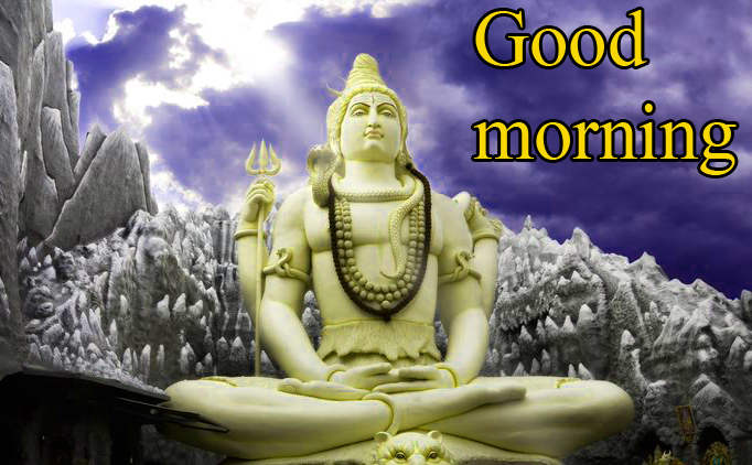 LORD SHIVA GOOD MORNING WISHES IMAGES PICS HD FREE DOWNLOAD
