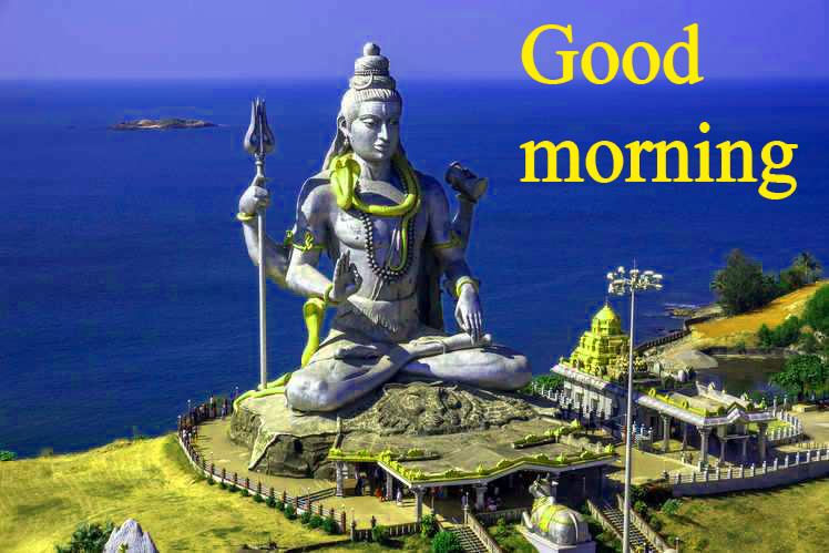 LORD SHIVA GOOD MORNING WISHES IMAGES PHOTO PICS FOR WHATSAPP