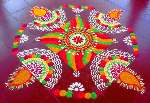 Rangoli Designs Images Pics Pictures for Whatsapp