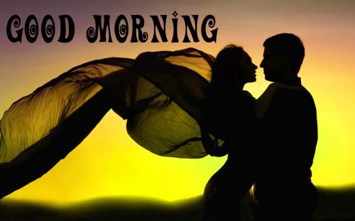 Romantic Lover Best good morning Images Pics Download