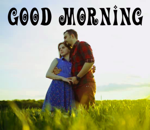romantic good morning images Pic for Sweet Couple