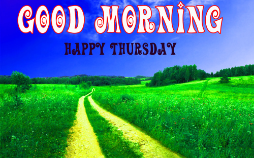 good morning wishes on thursday Images Photo Wallpaper Pics Download