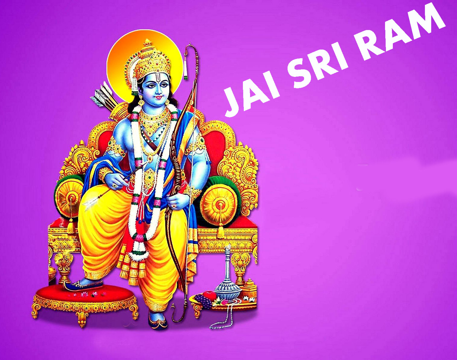 JAI SHRI RAM IMAGES WALLPAPER PICTURES DOWNLOAD & SHARE