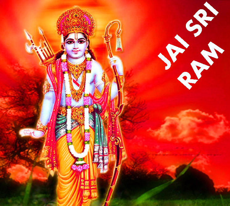 JAI SHRI RAM IMAGES PICTURES WALLPAPER FOR FACEBOOK
