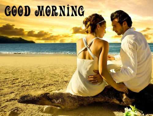 Romantic good Morning Images Photo Wallpaper Pics