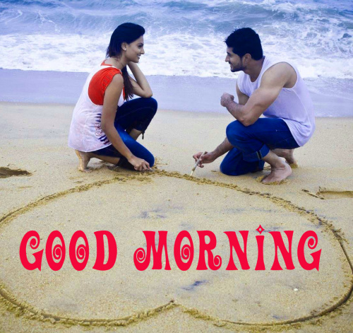 Romantic good Morning Images Wallpaper Pic for Whatsapp