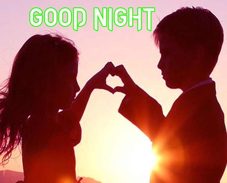 CUTE LOVE  GOOD NIGHT  IMAGES WALLPAPER PHOTO HD