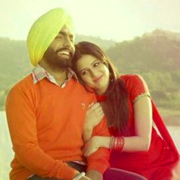 DESI PUNJABI LOVE COUPLE IMAGES PICTURES PHOTO FOR WHATSAPP