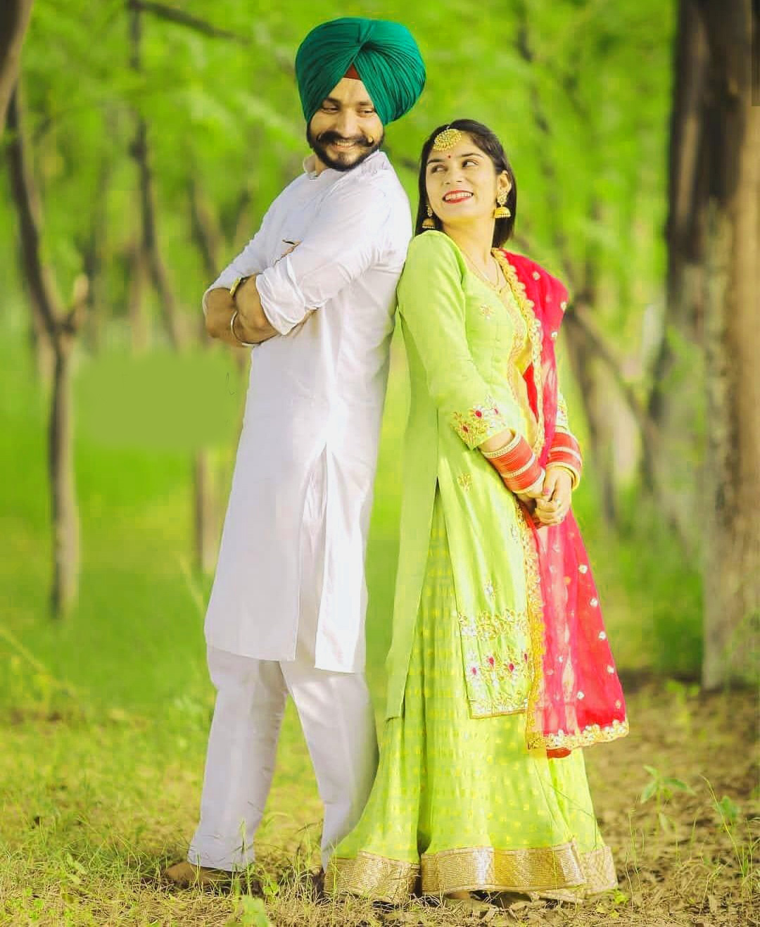DESI PUNJABI LOVE COUPLE IMAGES PHOTO PICS FREE HD