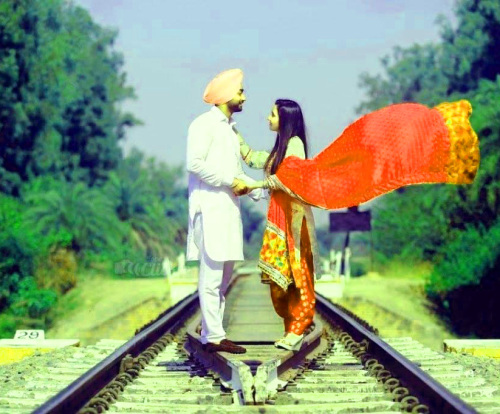 DESI PUNJABI LOVE COUPLE IMAGES PHOTO PICS DOWNLOAD