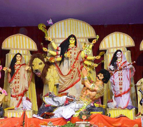 DURGA PUJA IMAGES PHOTO PICTURES HD