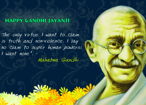 2 OCTOBER GANDHI JAYANTI IMAGES WALLPAPER PHOTO FOR BEST FRIENDS