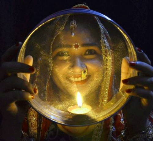 KARWA CHAUTH IMAGES PICS PICTURES HD