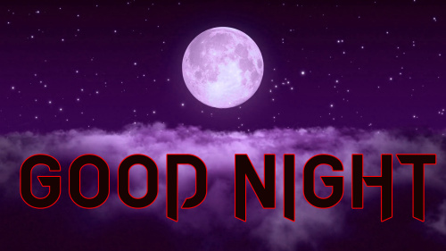HIM & HER GOOD NIGHT IMAGES WALLPAPER PHOTO FREE DOWNLOAD