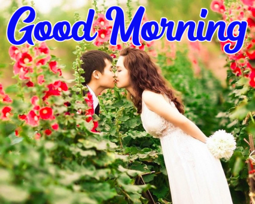 BEAUTIFUL LOVER GOOD MORNING IMAGES PHOTO DOWNLOAD