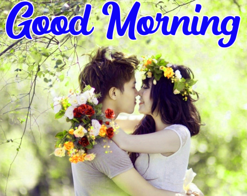 BEAUTIFUL LOVER GOOD MORNING IMAGES PICS PICTURES FOR WHATSAPP