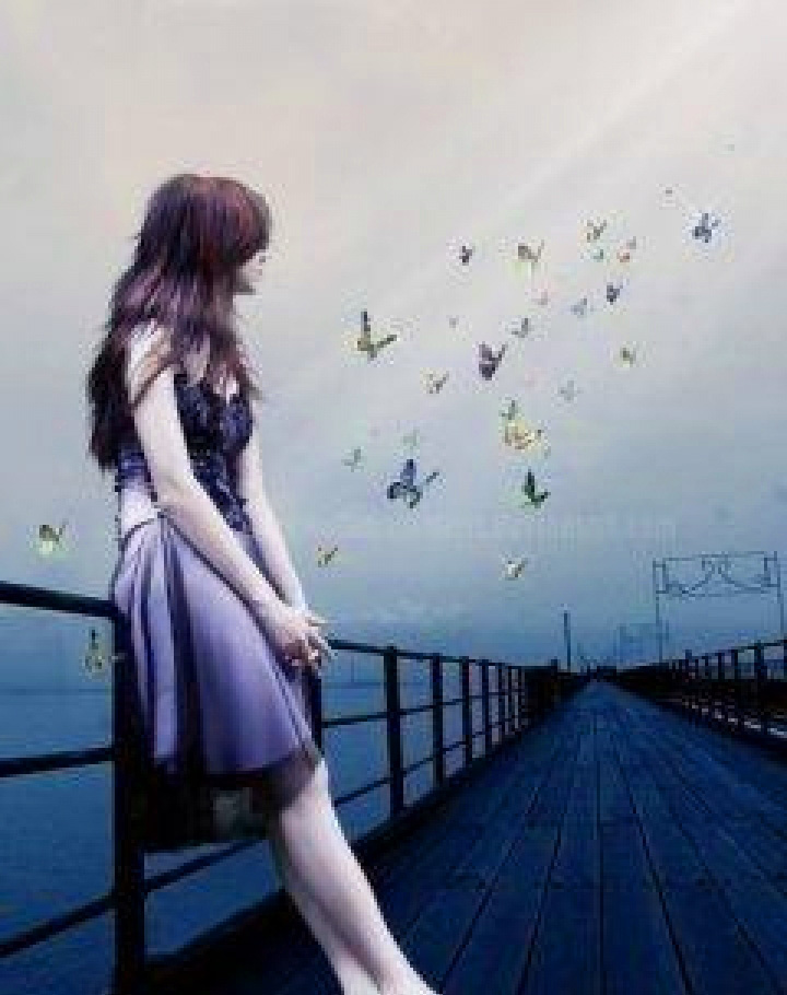 ALONE GIRLS WHATSAPP DP PROFILE IMAGES PICTURES PICS HD