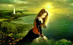 ALONE GIRLS WHATSAPP DP PROFILE IMAGES PICS PICTURES HD