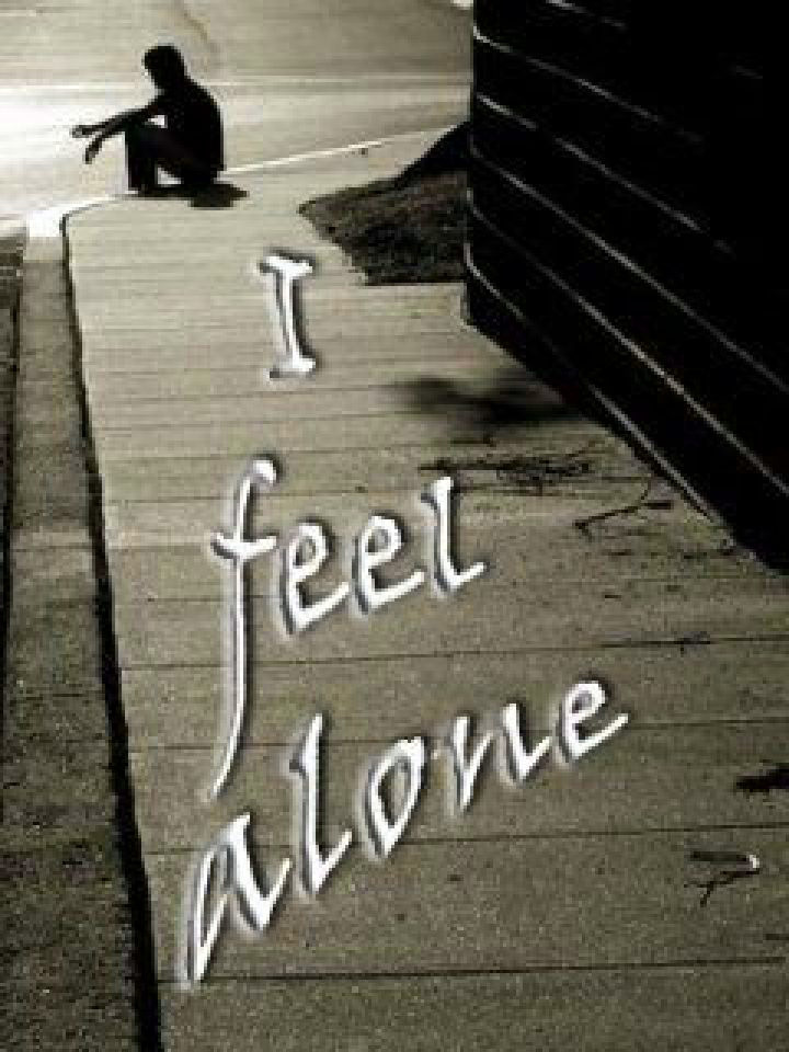 ALONE LOVER WHATSAPP DP WALLPAPER PHOTO FOR FACEBOOK