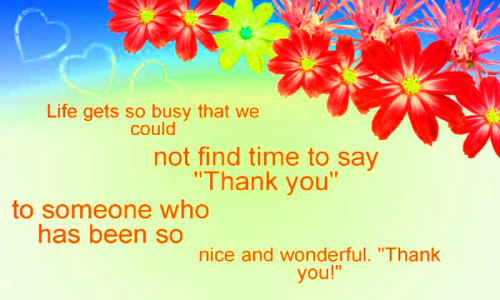 Appreciation Thank You Quotes Images (22)