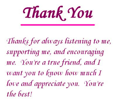 Appreciation Thank You Quotes Images (24)