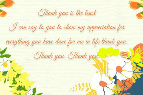 Appreciation Thank You Quotes Images (35)
