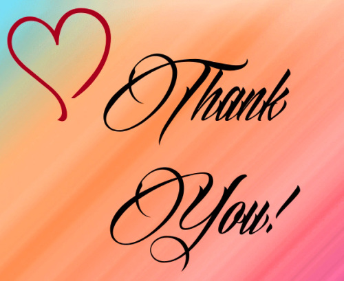 Appreciation Thank You Quotes Images (58)