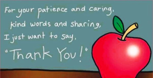 Appreciation Thank You Quotes Images (98)