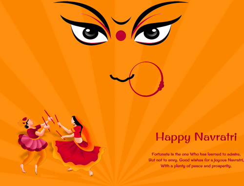 NAVRATRI IMAGES WALLPAPER PHOTO FREE DOWNLOAD
