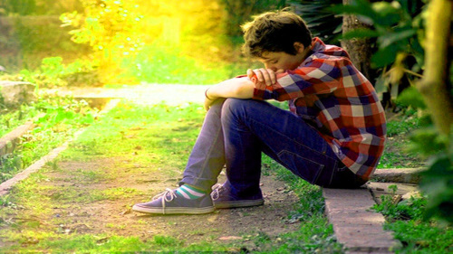 SAD BOY DP IMAGES PHOTO WALLPAPER FOR FACEBOOK